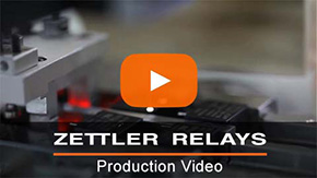 Electromechanical Production Line Video